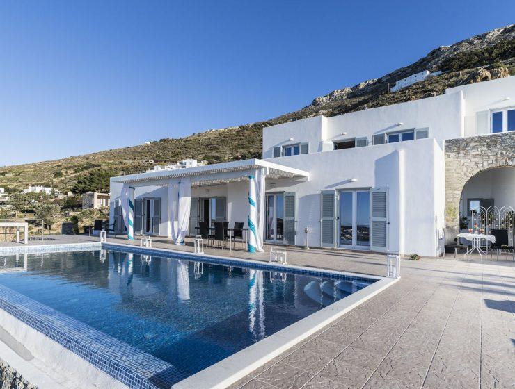 Elite Villas for Rent in Greece