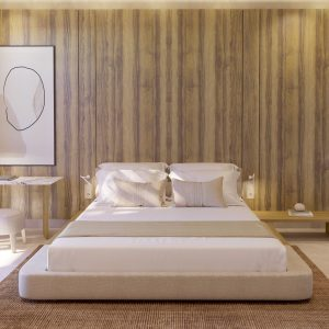 Bed Frontal